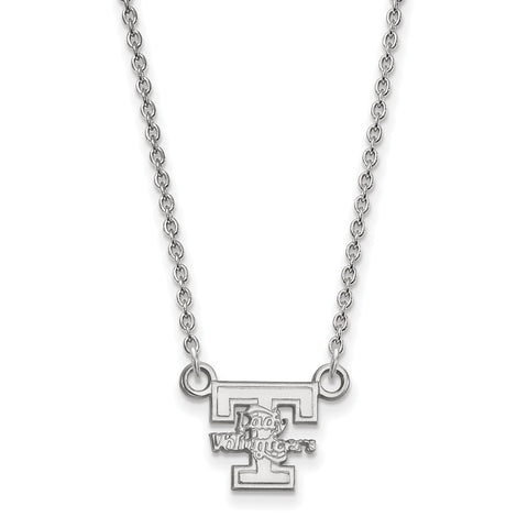 10kw LogoArt University of Tennessee Small Pendant w/Necklace