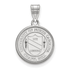 10kw LogoArt University of North Carolina Medium Crest Pendant