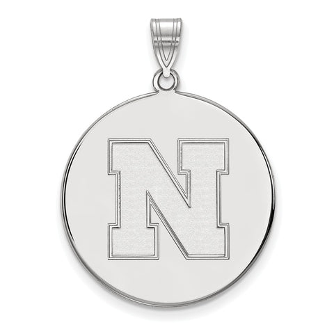 10kw LogoArt University of Nebraska XL Disc Pendant
