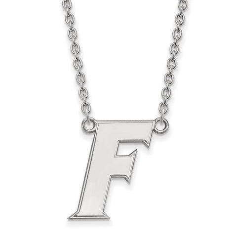 10kw LogoArt University of Florida Large Pendant w/Necklace