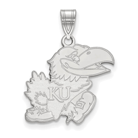 14kw LogoArt University of Kansas Large Pendant