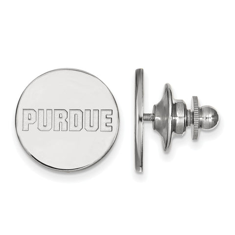 14kw LogoArt Purdue University Lapel Pin