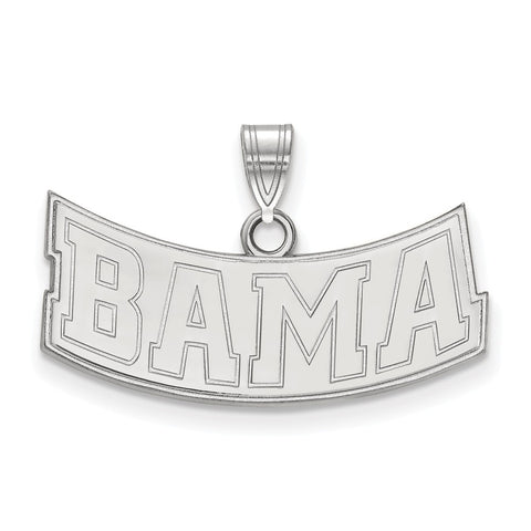14kw LogoArt University of Alabama Medium Pendant