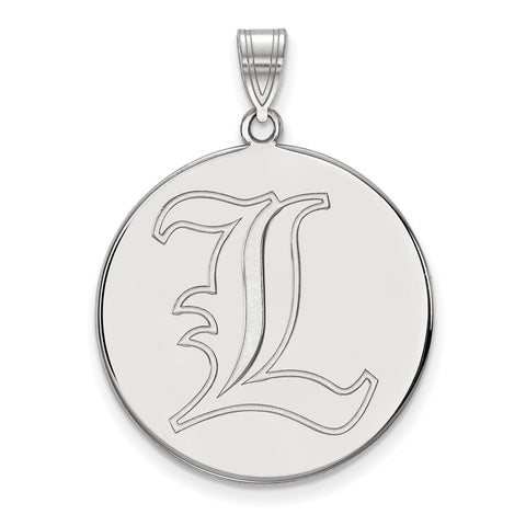 10kw LogoArt University of Louisville XL Disc Pendant
