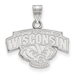 10kw LogoArt University of Wisconsin Small Pendant