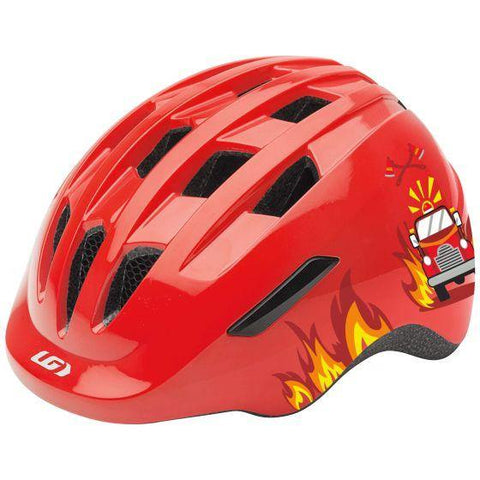 Louis Garneau Kids Piccolo Biking Helmet