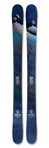 Icelantic Scout 85 Youth Freeride Ski - All Out Kids Gear
