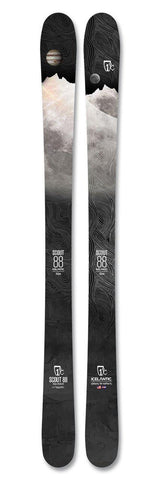 Icelantic Scout 88 Youth Freeride Ski - All Out Kids Gear