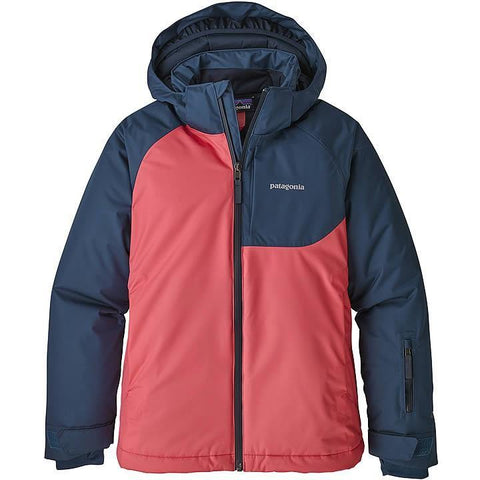 Patagonia Girl's Snowbelle Jacket - Clearance - All Out Kids Gear