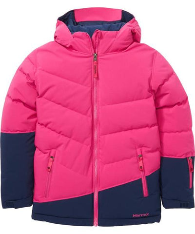 Marmot Girls Slingshot Down Ski Jacket