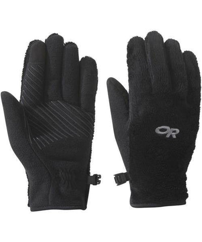 Outdoor Research Kids Fuzzy Sensor Gloves
