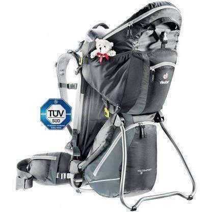 Deuter Kid Comfort III Child Carrier   All Out Kids Gear