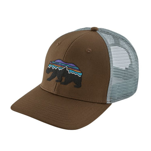 Patagonia Fitz Roy Bear Adult Trucker hat