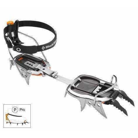 Black Diamond Cyborg Pro Crampons - All Out Kids Gear