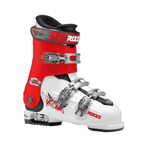 Roces Adjustable Free Ski Boot 22.5 25.5   All Out Kids Gear