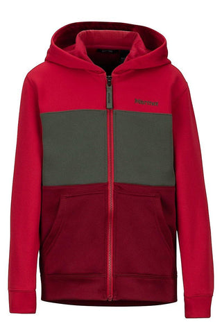 Marmot Boys Rincon Fleece Hoody