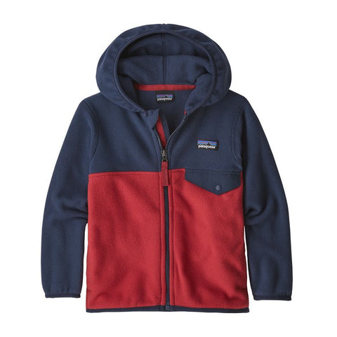 Patagonia Boys Baby Micro D Snap-T Fleece Jacket