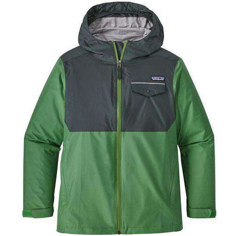 Patagonia Boys Torrentshell Jacket