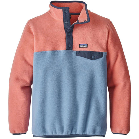 Patagonia Girl Synchilla Snap-T Pullover