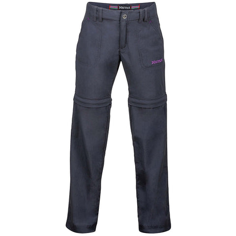 Marmot Girls Lobo's Convertible Pants