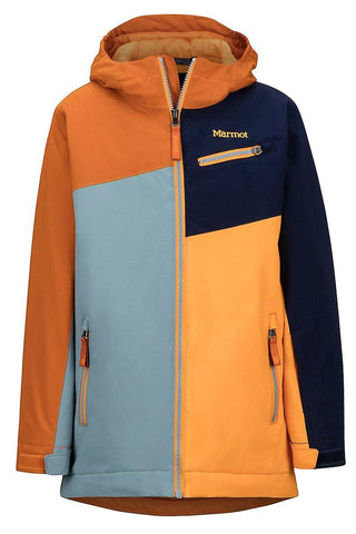 Marmot Boys Thunder Ski / Snowboard Jacket - All Out Kids Gear