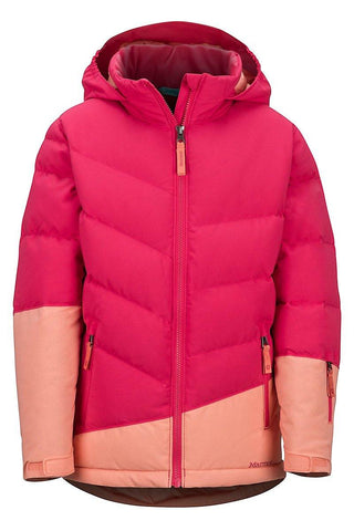 Marmot Girls Slingshot Down Ski Jacket - All Out Kids Gear