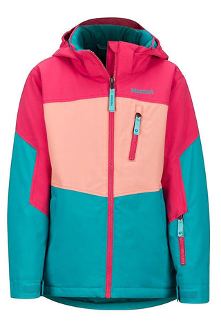 Marmot Girls Elise Ski / Snowboard Jacket - All Out Kids Gear