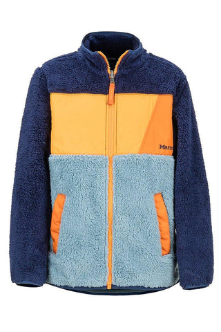 Marmot Boys Roland Fleece Jacket