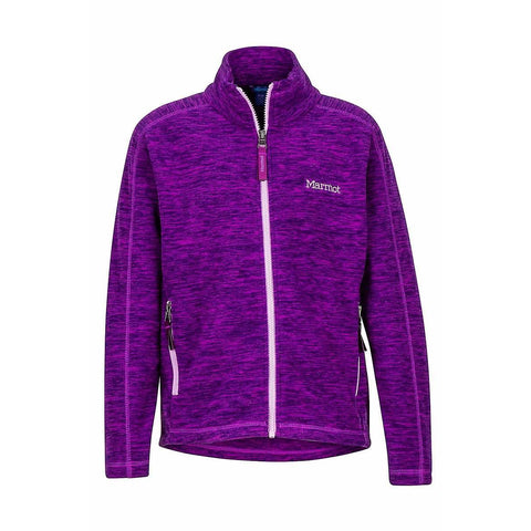 Marmot Girl's Lassen Fleece Jacket-FINAL SALE