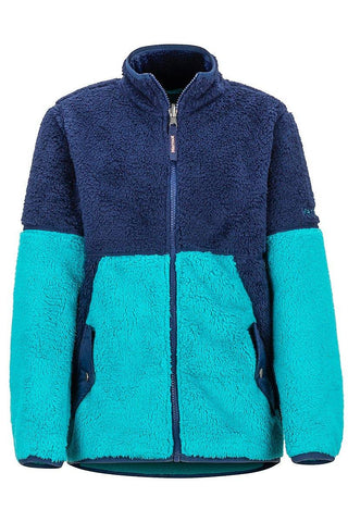 Marmot Girls Lariat Fleece Jacket