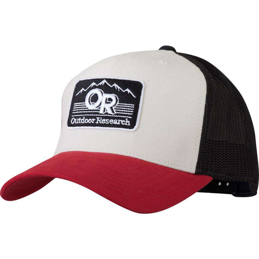 c2434f49b44bd Outdoor Research Advocate Trucker Adult Hat