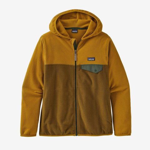 Patagonia Boy's Micro D Snap-T Jacket - All Out Kids Gear