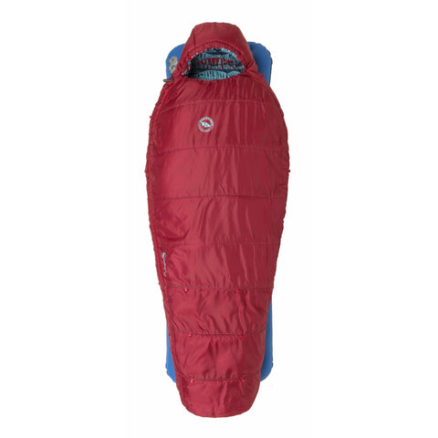 Big Agnes Duster -9C Adjustable Kids Sleeping Bag - All Out Kids Gear