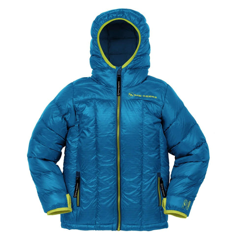 Big Agnes Kid's Ice House Hoodie - All Out Kids Gear