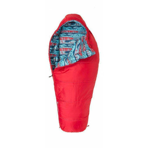 Big Agnes Little Red -9C Kids Sleeping Bag - Updated