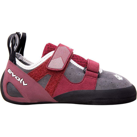Evolv Elektra Womans Climbing Shoe - New - All Out Kids Gear