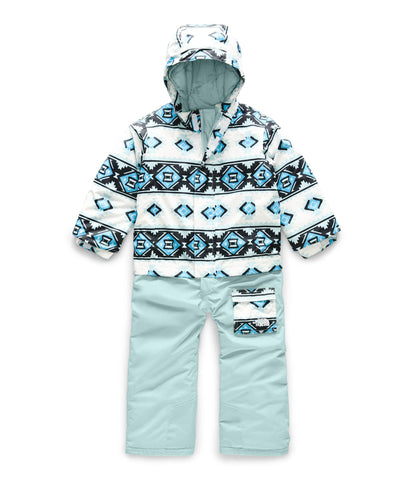 The North Face Girls Insulated Toddler Jumpsuit