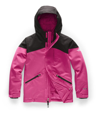 The North Face Girls Lenado Ski / Snowboard Jacket - All Out Kids Gear