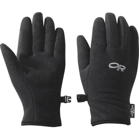 Outdoor Research Kids' Fuzzy Sensor Gloves-Past Season