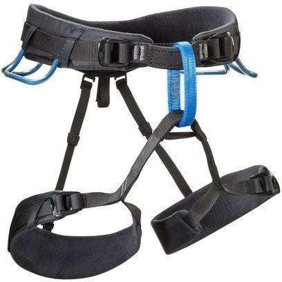 Black Diamond Momentum DS Climbing Harness   all out kids.myshopify.com
