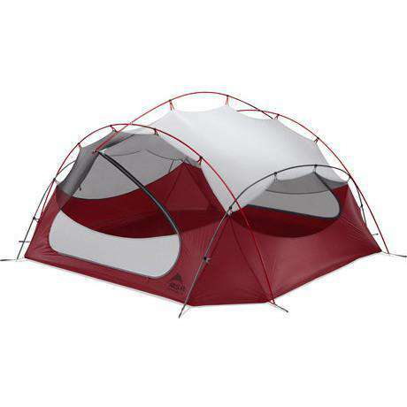 MSR Pappa Hubba NX-4 Person Tent - All Out Kids Gear