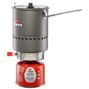 MSR 1.7L Reactor Stove System   All Out Kids Gear
