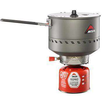 MSR Reactor 2.5L Stove System   All Out Kids Gear