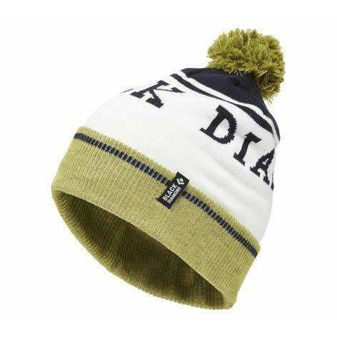 Black Diamond Pom Touque - All Out Kids Gear