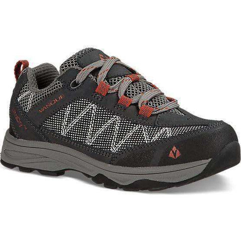 Vasque Kids Monolith Low UltraDry Approach Shoe - All Out Kids Gear