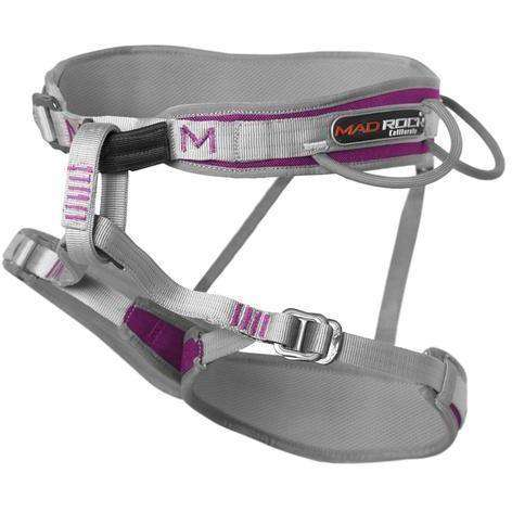Mad Rock Venus Rock Climbing Harness - All Out Kids Gear