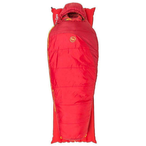Big Agnes Wolverine Kids Sleeping Bag - All Out Kids Gear