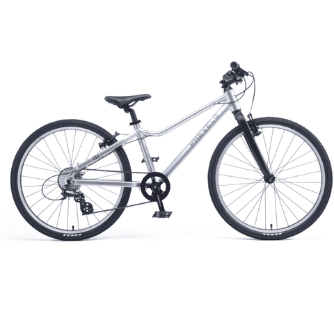 "Prevelo Alpha Four 24"" Kids Mountain Bike"