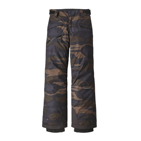 Patagonia Boy's Snowshot Pants - Clearance - All Out Kids Gear