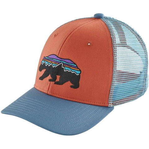 Patagonia Kids Fitz Roy Bear Trucker Hat